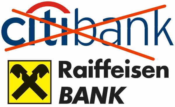 Citibank - Raiffeisenbank