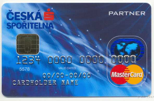 kreditní karta indický malý