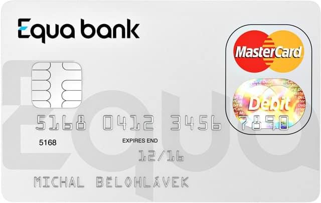 Kreditní karta Equabank